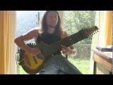 Фолк на 12-струнной гитаре
