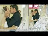 В прессе появились первые фотографии со свадьбы Анджелины Джоли и Брэда Питта (2 сентября 2014)