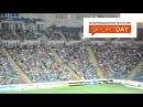 Шахтёр Донецк Днепр Днепропетровск 0 2 Волна по стадиону Одесса 2015 08 14
