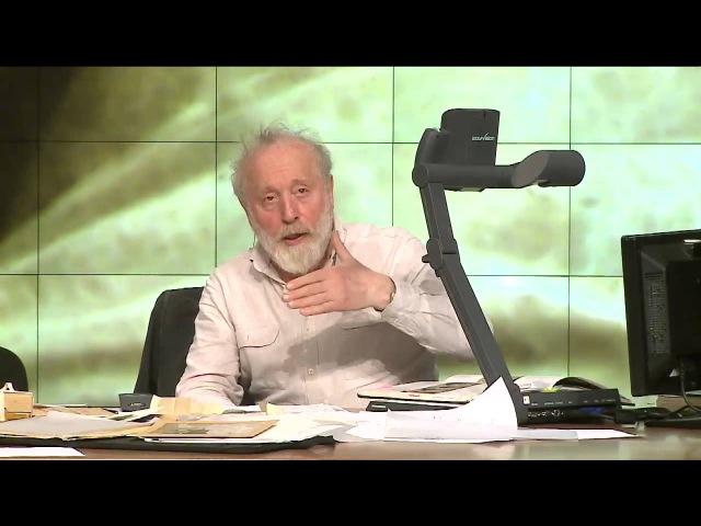 Лекция Юрия Норштейна Искусство свободы и свобода в искусстве