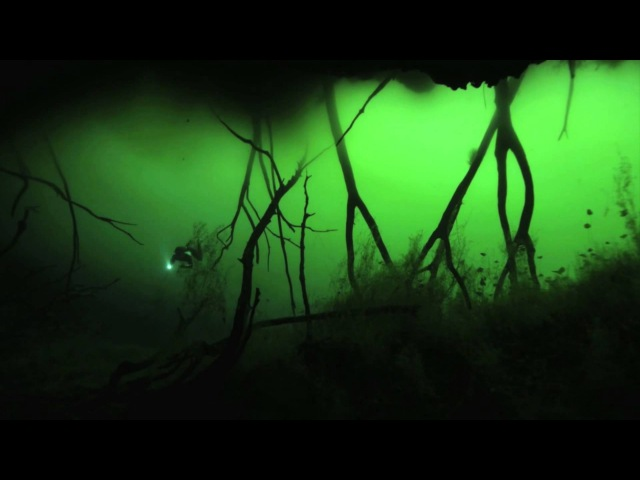 The Passage (final scene) with Guillaume Néry
