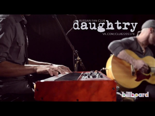 Daughtry - Waiting For Superman (Acoustic)