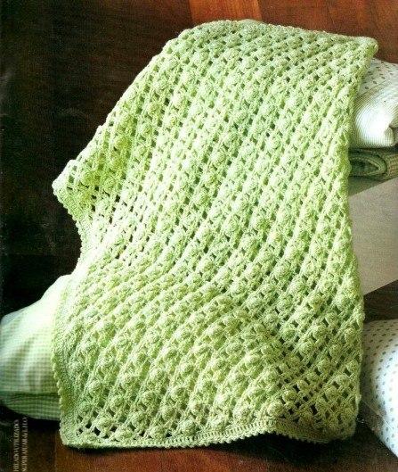 Детское одеяло, очень нежное и легкое. (3 фото) - картинка