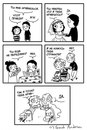 10 комиксов о том, как трудно быть девочкой