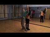 Zouk #2dance Дмитрий Статных & Гульнара Юдинцева 04.05.15
