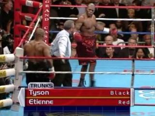 Mike Tyson - Clifford Etienne 2003