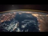 Земля из иллюминатора МКС