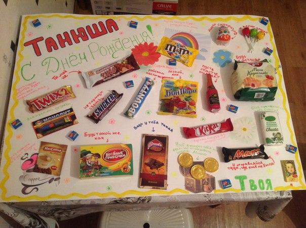 Подарки на день рождения девушке 15 лет своими руками