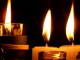 Горят свечи_релакс_саксафон