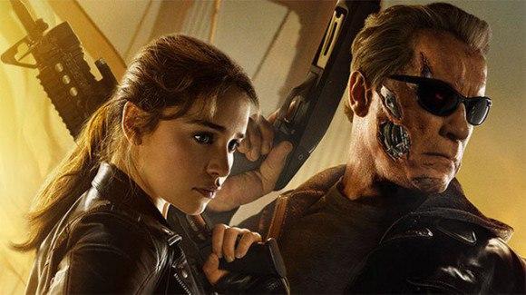 Terminator: Genisys - вышел в HDrip. Кто вырос на 1,2 части с видео-кассет, поймут... Плохо...