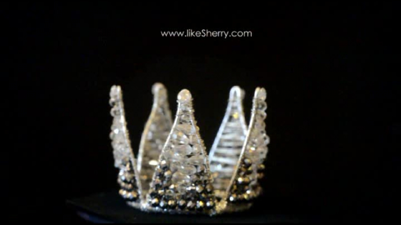 Мини корона Моэна от www.likesherry.com