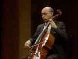 Janos Starker - Bach Cello Suite 3 I. Prelude