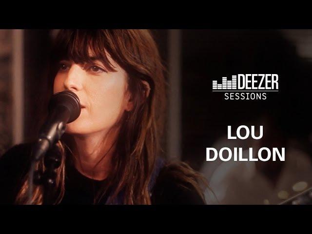 Lou Doillon Deezer Session