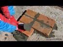 Кирпичная кладка угла в 1 кирпич Однорядная система перевязки - © masterkladki