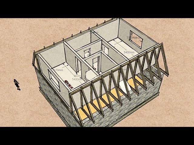 BC: Мансарда Ч.3 - Конструктив и планировка