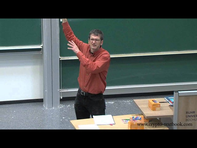 Lecture 5 Data Encryption Standard (DES) Encryption by Christof Paar