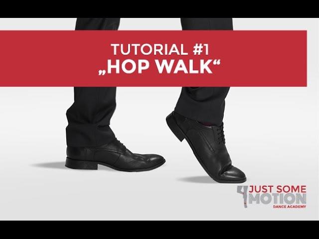 JustSomeMotion JSM Tutorial 1 Hop Walk neoswing смотреть онлайн без регистрации