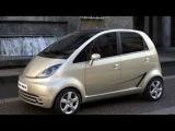 Мегазаводы Тата Нано.  Самый дешевый автомобиль в мире - 2000$ (Документальный фильм)