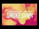 (Smoke Sumn) - Kendrick Lamar X Juicy J X Wiz Khalifa Type Beat prod Mark Murrille