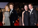 Bafta Awards 2015: Redmayne and Cumberbatch arrive on red carpet