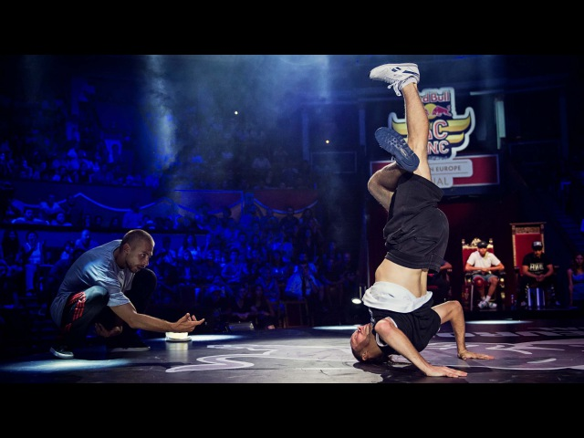 Killa Kolya vs Pioneer - Semifinal - Red Bull BC One Eastern European Final 2015