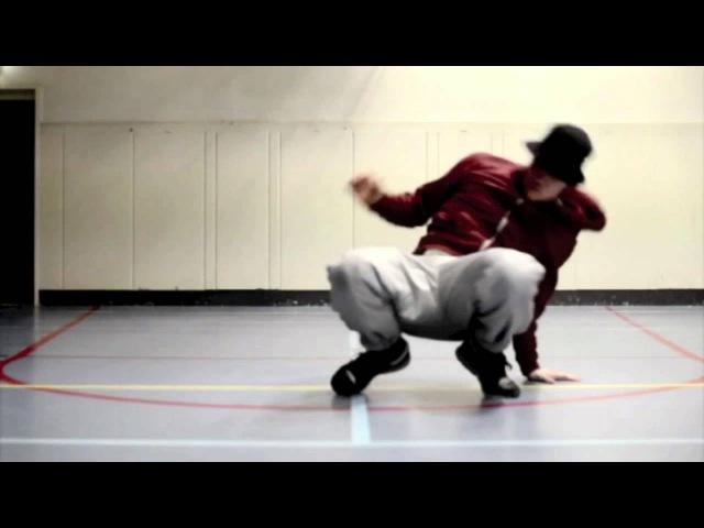 BBoy Menno: The art of practise