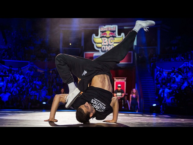 Top9Crew Robin vs Uzee Rock Semifinal Red Bull BC One Eastern European Final 2015