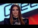 The Voice of Greece | ΚΑΤΕΡΙΝΑ ΛΙΟΛΙΟΥ - SWEET CHILD O MINE - GUNS N ROSES | 1st Live Show (S01E13)
