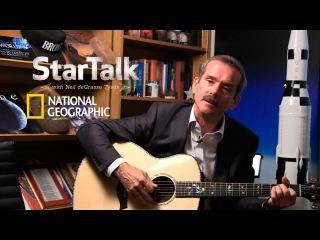 StarTalk: Кристофер Хэдфилд и Нил Деграсс Тайсон