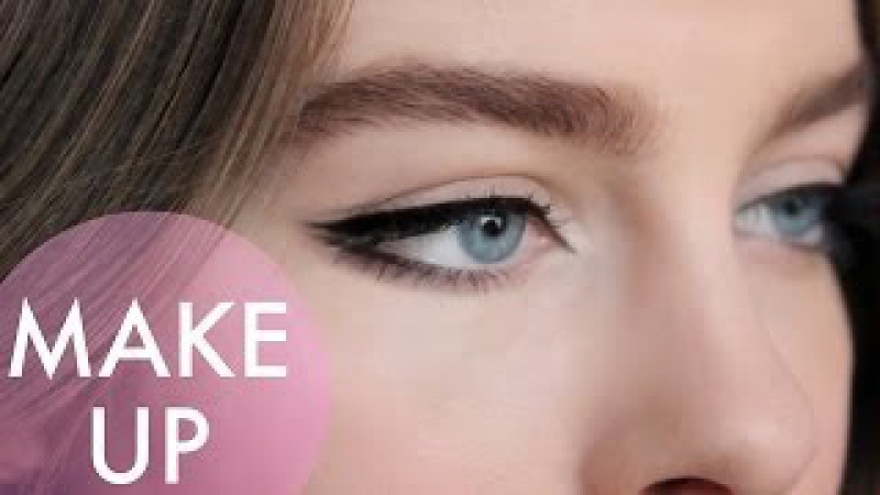 Как рисовать стрелки советы и хитрости Eyeliner tutorial tips tricks Beauty Blanc