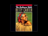 Betty Carter - Tight live, 1979