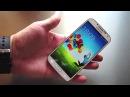 Обзор Samsung Galaxy S4 GT-i9505 (LTE). Сравнение с HTC One