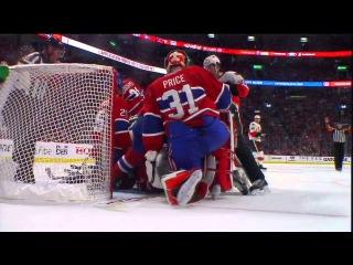 2015 - Game #2 ADSF: Ottawa Senators Vs Montreal Canadiens. April 17th 2015. (HD)