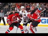 Видеообзор Нью-Джерси - Чикаго  BLACKHAWKS AT DEVILS 1162015 HIGHLIGHTS