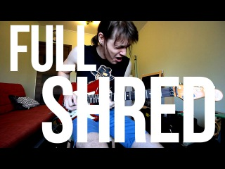 Seymour Duncan Full Shred (Motorhead Ace of Spades Cover)