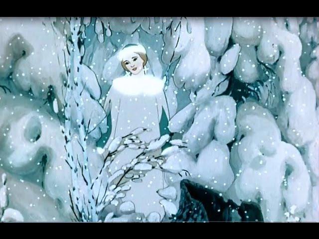Мультфильм Снегурочка (1952 г.) на основе оперы Римского-Корсакова