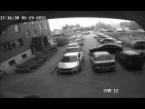 Дтп в Рязани, женщина врезалась в 6 машин.