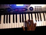 Lights Down Low - Bei Maejor ft Waka Flocka Flame piano tutorial