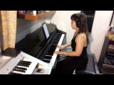 Adele - SKYFALL - Piano Cover