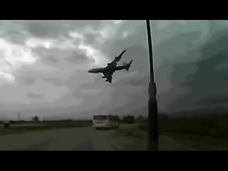 Cargo Plane Crash - Afghanistan 2013
