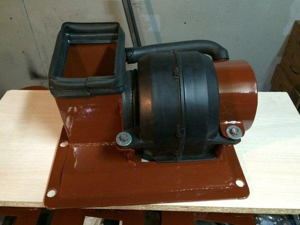 Мотор печки 2108 на ниву своими руками