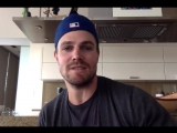 Stephen Amell: Few things to understand about me, and if you've met me, you'd know this.