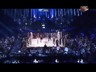 Бой Федор( Ночной Волк)Чудинов vs Феликса Штурма.