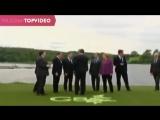 Барак Обама лизнул пирожок Путина! (гоблин озвучка)