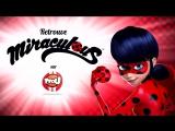 Miraculous- Les Secrets EP01- Chat Noir vu par Marinette - Miraculous Ladybug TFOU Webseries
