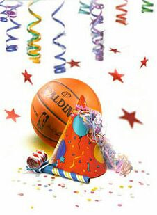 Поздравление с днем рождения баскетболисту