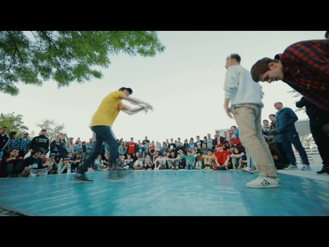 Bboy Toolskit ( Natural groove, UZN ) - South bboys front 10 years anniversary