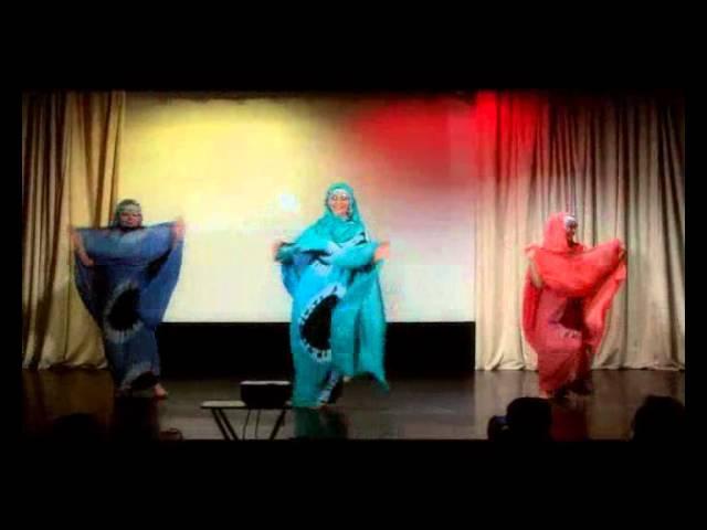 Сахарский танец студия Багира