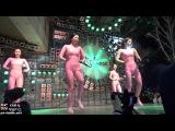 Танцы в латексе))) Корейские девушки танцуют