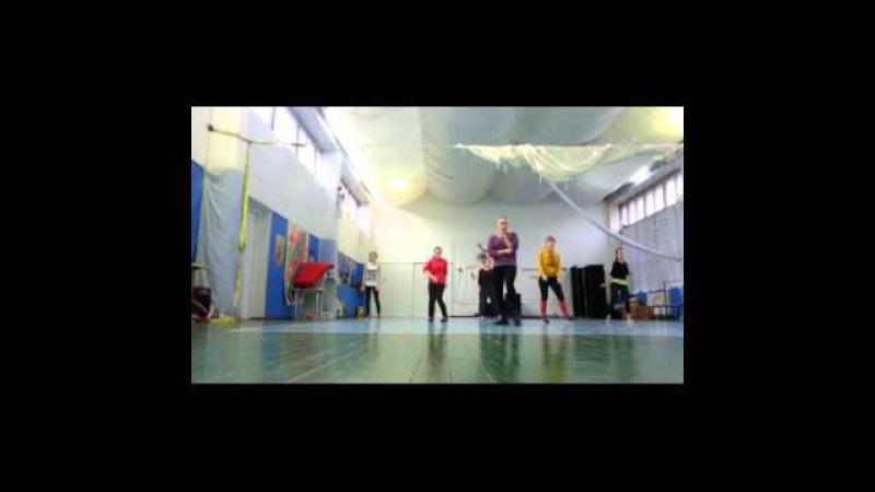 Olesea's Hip Hop Choreography